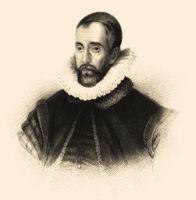 Sir Francis Walsingham, c. 1532-1590, principal secretary to Queen Elizabeth I of England