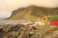 The village of Vikten