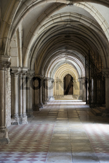 Kreuzgang des Klosters St. Emmeram in Regensburg