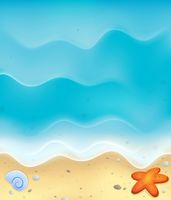 Beach theme image 3 - picture illustration.