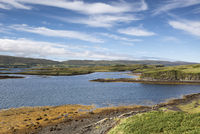 Coastline on Loch Dunvegan