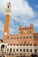 Siena Town Hall (Palazzo Comunale)