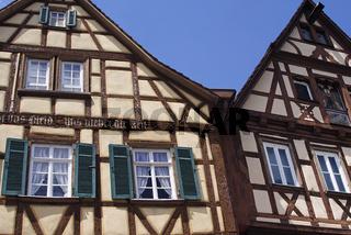 Fachwerkhaeuser-Schwaebisch Hall