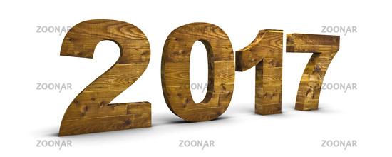 2017 wood