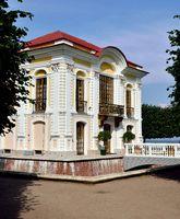The Hermitage Pavilion in the Lower Garden Peterhof