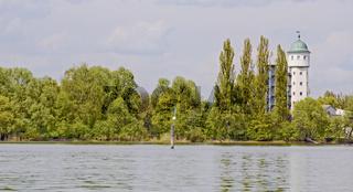 Wasserturm Stromeyersdorf Konstanz