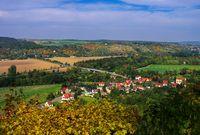 Saale Unstrut Weinberge - Saale Unstrut vineyards 04