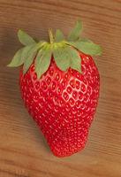 Ripe strawberrie