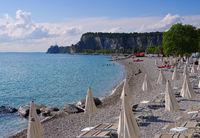 Sistiana Strand - Sistiana beach