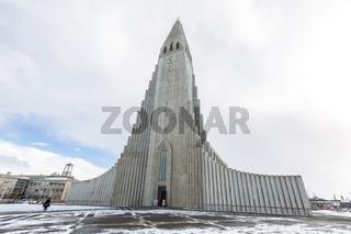 Iceland Hallgrimskirkja Cathedral