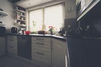 L - förmige Küche