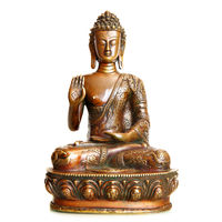 Statuette of blessing Buddha
