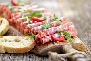 Toskanische Salami