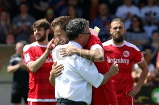 Fußball-RL Südwest 15-16: SC Bahlingen vs SC Freiburg II