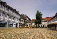 Goslar Schuhhof - Goslar square 01