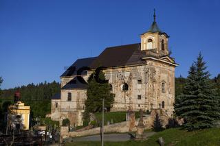 Manetin. West Bohemia, Czech Republic, Europe