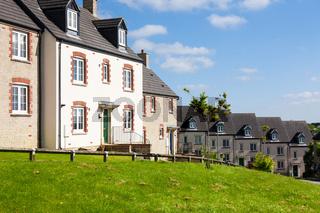 English Terraced Houses