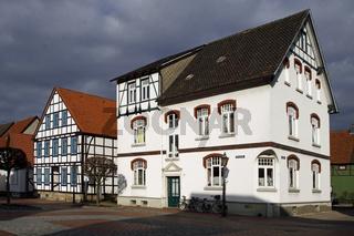 Häuser in Rinteln