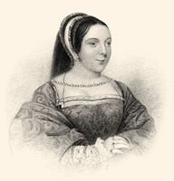 Margaret Tudor, 1489-1541, Queen of Scots