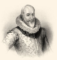Sir George Carew, 1st Earl of Totnes , 1555-1629, an English nobleman