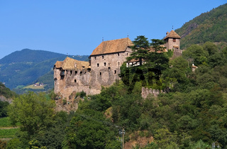 Runkelstein - castle Runkelstein
