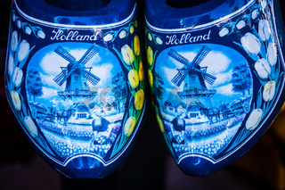 Amsterdam clogs