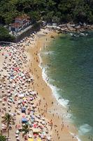 Praia Vermelha in Rio de Janeiro