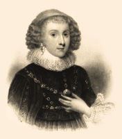 Mary Herbert, Countess of Pembroke, née Sidney, 1561-1621, an English author and poet