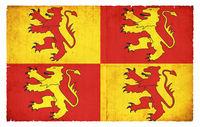 Historic Glyndwrs Banner (Wales)
