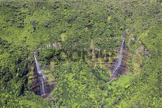 Mauritius, Black River Georges National Park, Black River falls