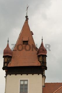 Schloss Hagenberg in Oberösterreich - Austria