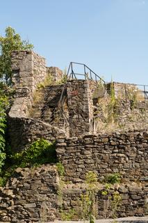 Teile der Burg Schaumberg - Austria