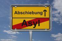 Ende Asyl, Beginn Abschiebung | End of asylum, start deportation