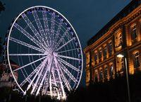Duesseldorf, Giant Wheel