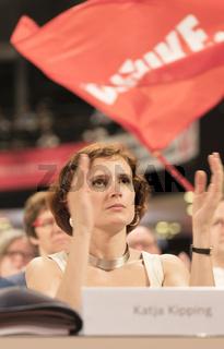 Katja Kipping, DIE LINKE (GER)