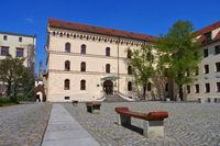 Wittenberg Leucorea - Wittenberg, the university Leucorea