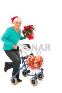 Running for Christmas