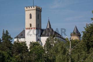 Burg Rosenberg an der Moldau - Tschechien