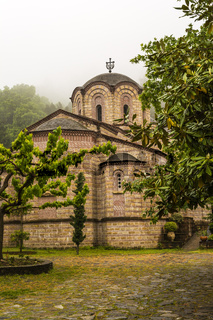 Monastery of Saint Dionysios of Olympus