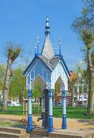 Water Pump,Friedrichstadt,North Frisia,Germany