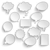 Communication Bubbles Set PiAd