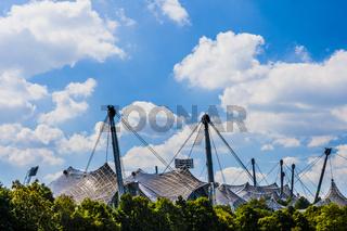 Olympic Stadium, Munich, Bavaria, Germany