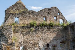 Burg Schaunberg aus dem Mittelalter - Austria