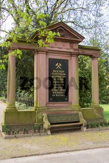 Bergmannsgrab