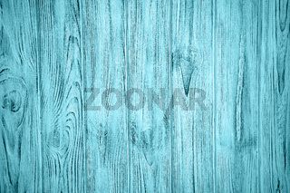 Old light blue wooden background