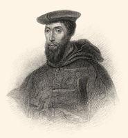 Reginald Pole, 1500-1558, an English cardinal of the Roman Catholic Church