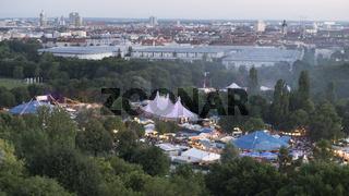 Sommer Tollwood Festival, München