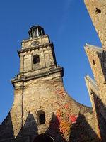 Hanover - Memorial Aegidienkirche
