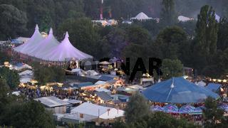 Sommer Tollwood Festival München