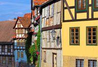Quedlinburg Altstadt - Quedlinburg old town 05